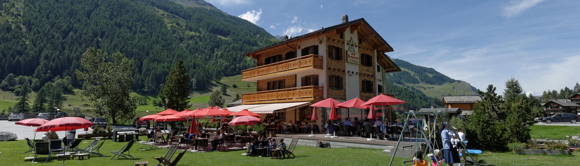 Café-Restaurant Le Refuge